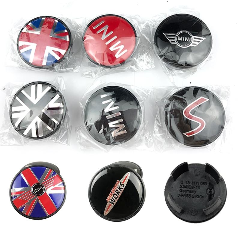 ean 4PC 54.5 mm//44 MM Wheel Center Caps Fit mini Cooper S # 3613 1171 069