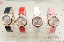 Sizzling Gross sales Promotion Trend Rose Gold Tone Watch Ladies Women Quartz Costume Watch Wristwatches TW008