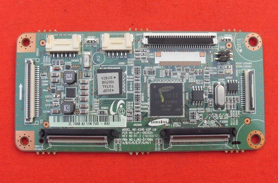 все цены на 100% Tested LJ41-08392A LJ92-01708A logic board онлайн