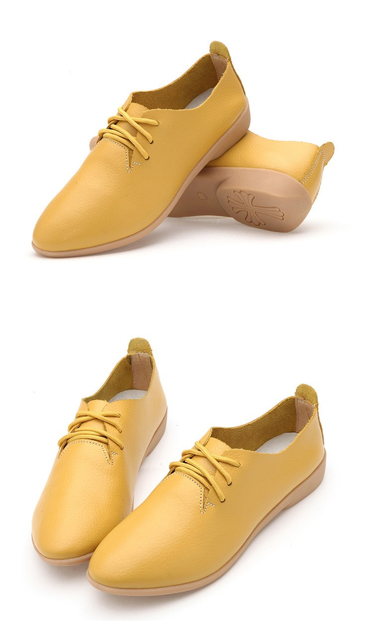 XY 929 (17) women flat shoes