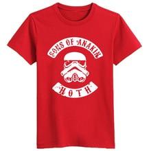 High Quality Starwars font b Star b font font b Wars b font font b Tshirts