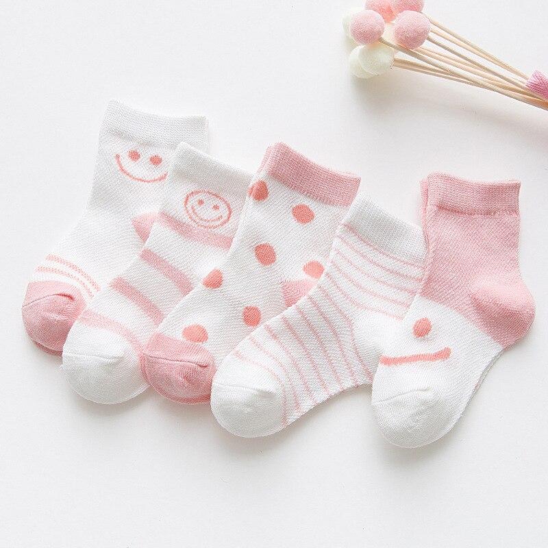 MAINEOUTH 5 Paren / partij Zomer Cool Mesh Pasgeborenen Baby Baby - Kinderkleding - Foto 4