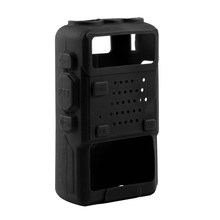 Talkie Holster Cover Silicone Soft Case for BAOFENG Radio BF-UV5R/5RA/5RB/5RC(China)