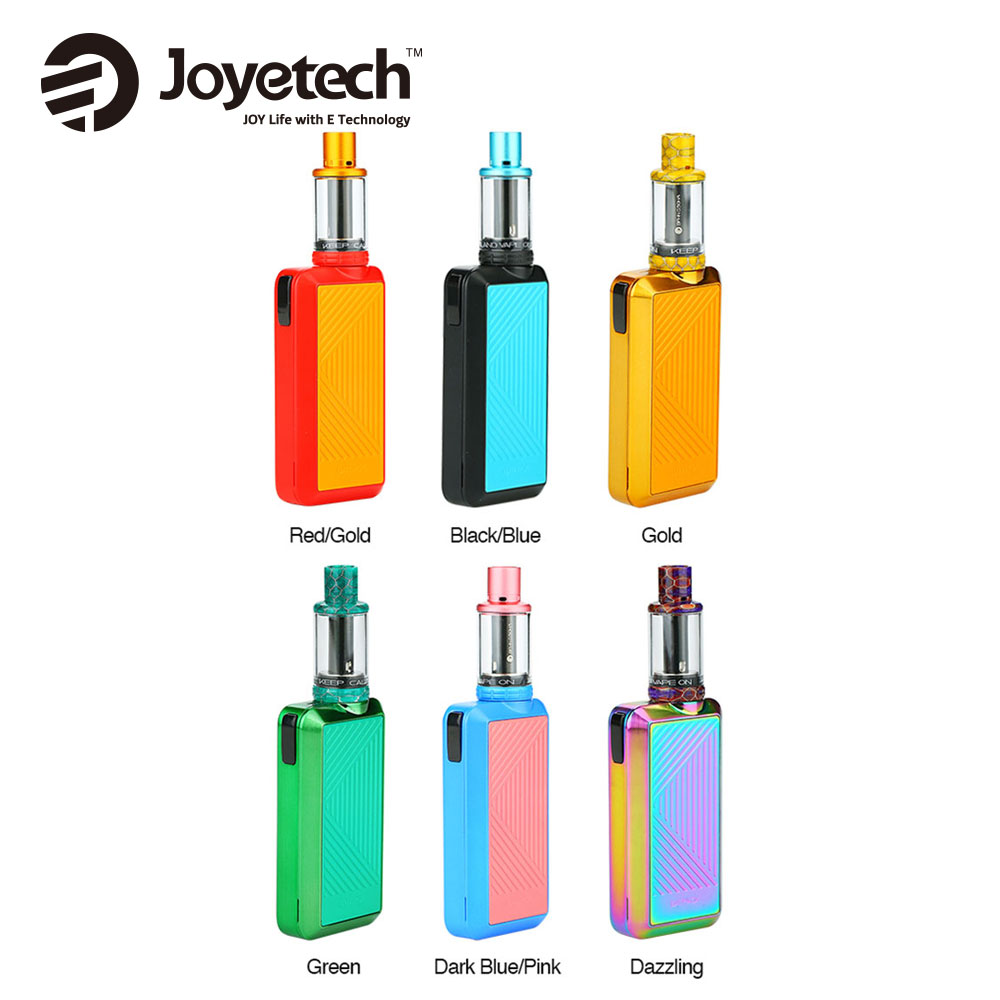 Original <font><b>Joyetech</b></font> Batpack Kit with ECO D16 Atomizer 2ml Fit <font><b>BFHN</b></font> <font><b>0.5ohm</b></font> Head Innovative & Safe ECO Tech Batpack Kit No Battery image