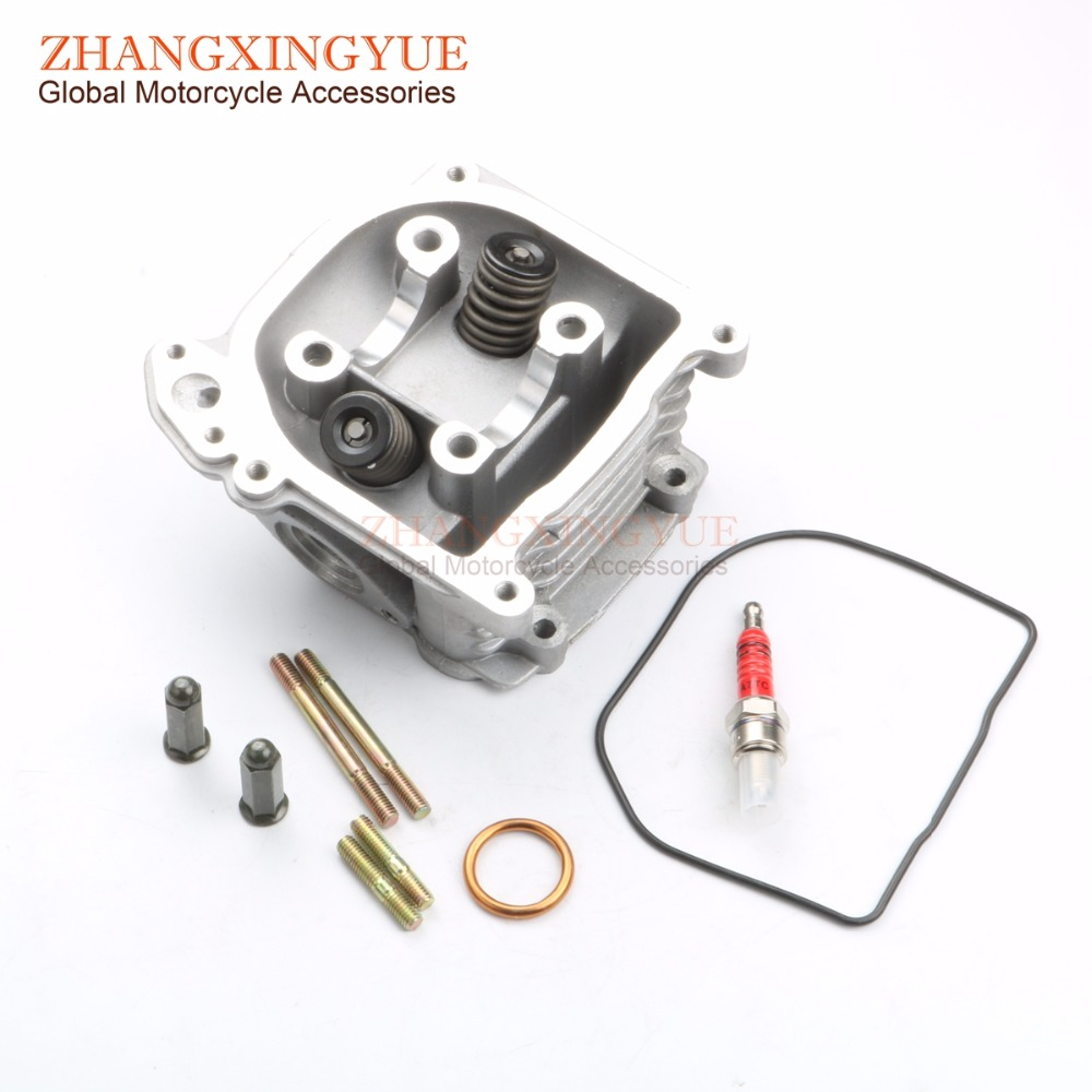 [DIAGRAM_4FR]  Aliexpress.com : Buy 39mm 52mm EGR Cylinder Head Kit & A7TC Spark Plug for  Kymco 50 Agility RS Basic Carry City MMC Ooe DJ 50cc 139QMB GY6 50cc 4T  from Reliable gy6 | Kymco And Spark Plug Wiring Harness |  | AliExpress