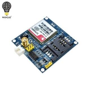 Image 3 - WAVGAT SIM900A SIM900 מיני V4.0 אלחוטי העברת נתונים מודול GSM GPRS לוח ערכת w/אנטנה C83