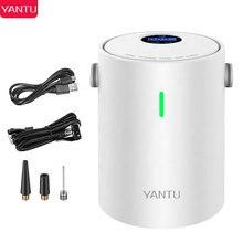 YANTU A05 Portable 12V Single Cylinder Digital Car Tire Inflators Air Compressor Automobile Mini Inflator Electric
