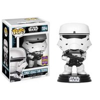 2017 SDCC Exclusive Funko pop Original Star Wars Rogue One Combat Assault Tank Trooper Vinyl Figure Collectible Model Toy