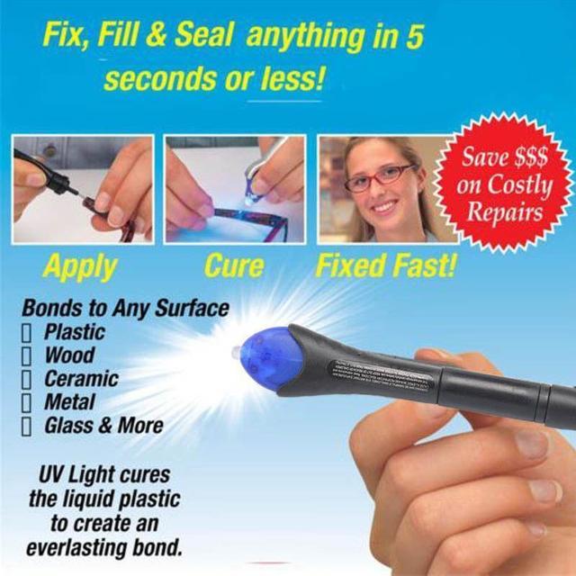 5 Second Fix UV Light Repair Tool