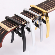 Alice Acoustic Electric Guitar Capo Classical guitar capo for Acoustic Electric Guitar Guitar High Standard metal
