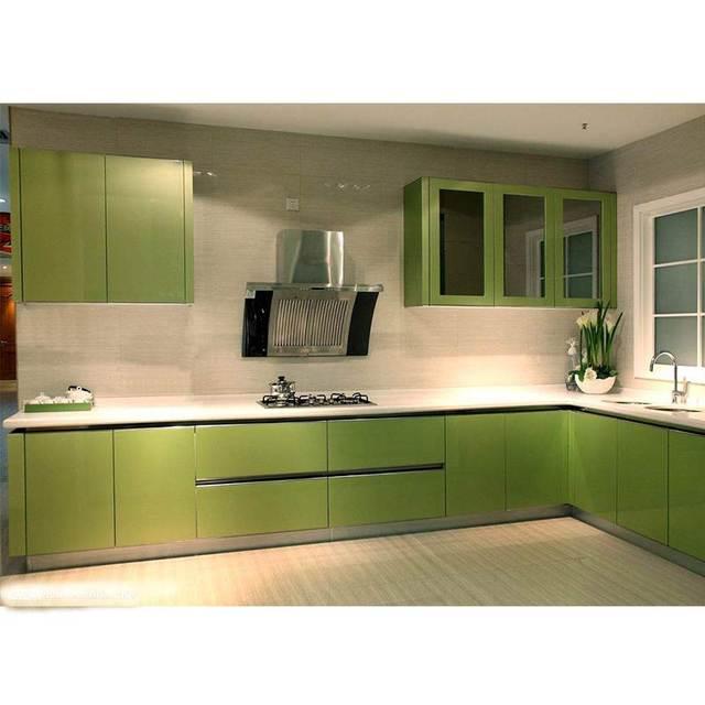 Professional Cabinet Customization Factory Ghana Kitchen Cabinet