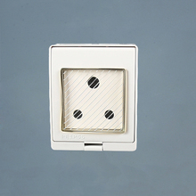 IP55 Report CE Wall Waterproof Dust-proof Power Socket South Africa Type 16A/250v
