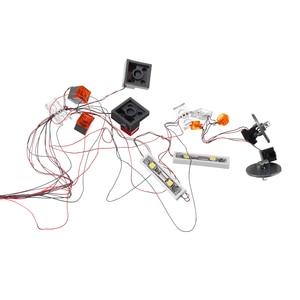 Image 3 - DIY LED Licht Beleuchtung Kit NUR Für 10252 Für Volkswagen Modell Leucht Elektronische Teile Kit