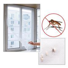 Противомоскитная сетка для кухонного окна, сетка для экрана, Москитная сетка для занавесок, защита от насекомых, мух, москитная сетка для окон