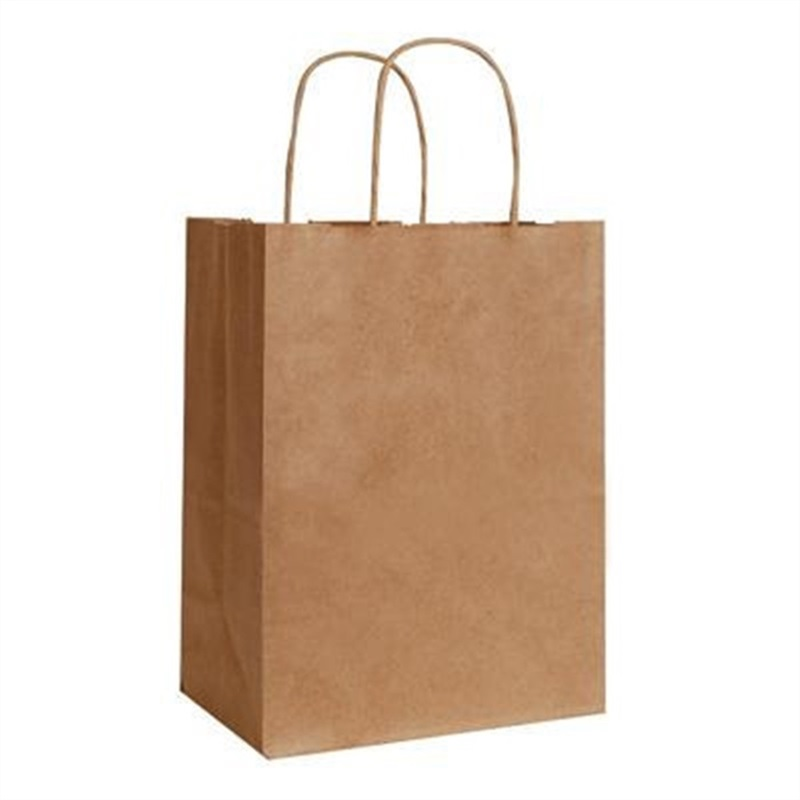 aliexpress buy small brown kraft paper bags with
