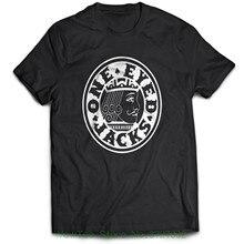 caa5e5b4 One Eyed Jacks Twin Peaks Rr Diner Black Lodge Movie Film Funny T Shirt  Letter Printing