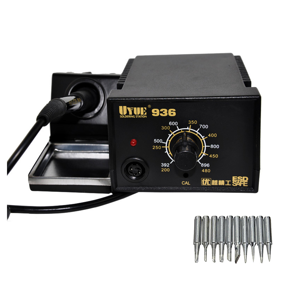 NEW UYUE 936 Constant Temperature 60W Electronic Soldering Iron Set SMD Soldering Station Digital Solder Iron