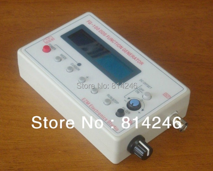 ФОТО  DDS Signal Generator FG 100 Function
