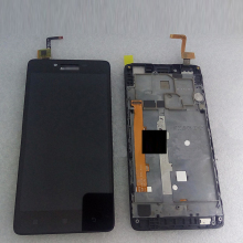 ToP Quality Full LCD Display Touch Screen Digitizer Assembly with frame For Lenovo K3 Lemon K30-T K30 Replacement Parts