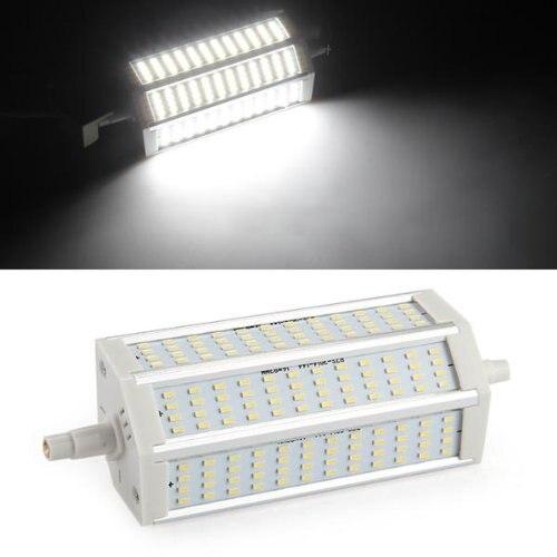 Lights & Lighting Led Strips J135 R7s Bulb Lamp 144 Leds 3014 Smd White Light 12w 6500k Ac85-265v 135mm Packing Of Nominated Brand