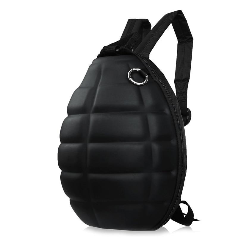 New Men And Women Korean Grenades Bomb Primary School Kindergarten Backpack Backpack Turtle Shell Schoolbag