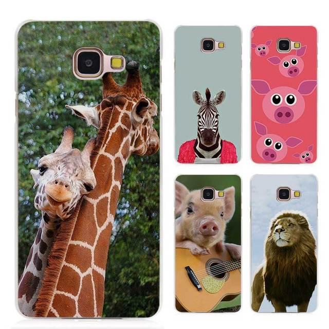 coque samsung a5 2017 girafe