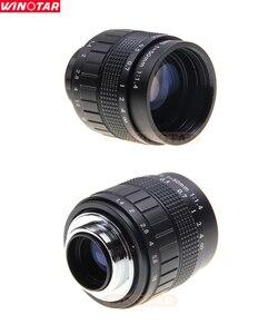 Image 4 - 福建 50 ミリメートル F1.4 CCTV のテレビレンズ + C M4/3 パナソニック G6 、 GF6 、 GH3 、 g5 、 GF5 、 GX1 、 GF3 、 G3 、 GH2 、 G2 、 G10 、 G1 、 GH1 、 GF1 、 G7 、 GF7K 、 GF7c 、 GX7K 、 GX7 、 GM1
