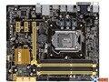 Motherboard original para B85M-G LGA 1150 DDR3 para cpu de 22NM 32 GB USB2.0 USB3.0 VGA DVI HDMI B85 motherboard de Desktop Livre grátis