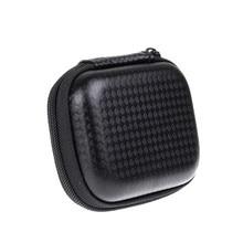 Portable Mini Box Waterproof Black Camera Bag Case for Xiaomi Yi 4K Travel Storage Collection Case