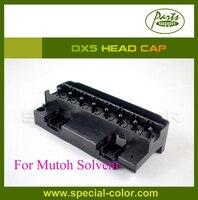 Printer Head Cap For Epson DX5 Print Head Solvent Printer Mutoh