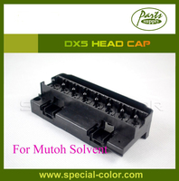 Printer Head Cap For Epson DX5 Print Head Solvent Printer Mutoh
