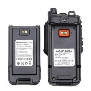 Image 4 - Baofeng UV 9R Plus IP67 Waterdichte Dual Band 136 174/400 520Mhz Ham Radio BF UV9R 8W Walkie Talkie 10Km Bereik Uv 9R Plus