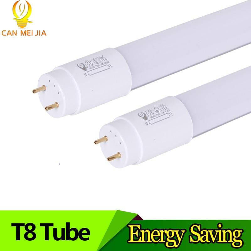 LED Tube Light T8 2ft 9W 10W  600mm Super Bright T8 Tube Lamp G13 SMD2835 Replace Led Fluorescent Lights 220V Cold White
