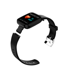 Image 5 - Relógio inteligente pulseira de medição pressão arterial à prova dwaterproof água banda de fitness freqüência cardíaca rastreador moda esporte