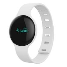 Smart Bracelet Bluetooth Waterproof with LED Screen Fitness Tracker Sleep Monitor Health Smart Wristband