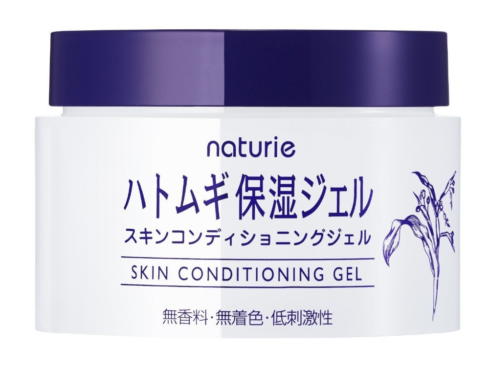 New Naturie Naturie skin conditioning gel 180g coix seed extract From Japan цена 2017