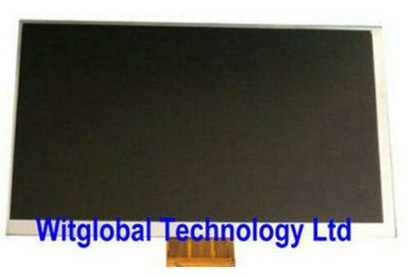 Witblue Nouveau Pour 7 ''GPD Q9 Jeu Tablet 1024*600 LCD écran affichage Matrice intérieure LCD Module de Panneau Verre Remplacement Livraison gratuite