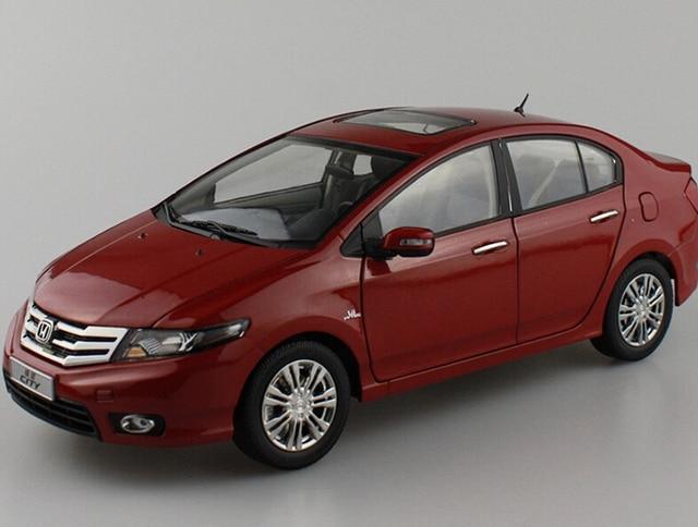 Beau 2015 Alloy 1:18 Limited Edition Honda CITY 2014 Car Models