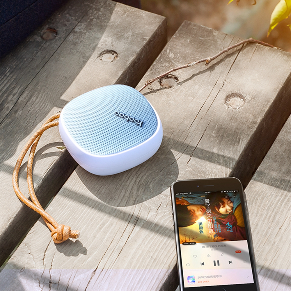 Bluetooth audio mini wireless super bass outdoor small portable subwoofer riding speaker mobile phone bluetooth speaker