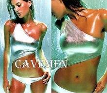 Golden silvery Leatherwear* 1449*Ladies Thongs G-string Underwear Panties Briefs T-back Swimsuit Bikini Free Shipping