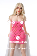 KNETSCH 158cm Life Size Big Ass Silicone Sex Doll Adult Love Doll Male Masturbator Realistic Vagina Real Pussy Sexy Toys For Men