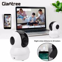Giantree HD IP Camera Baby Monitor WIFI IP Surveillance Wireless Camera Infrared Night Vision Indoor Home