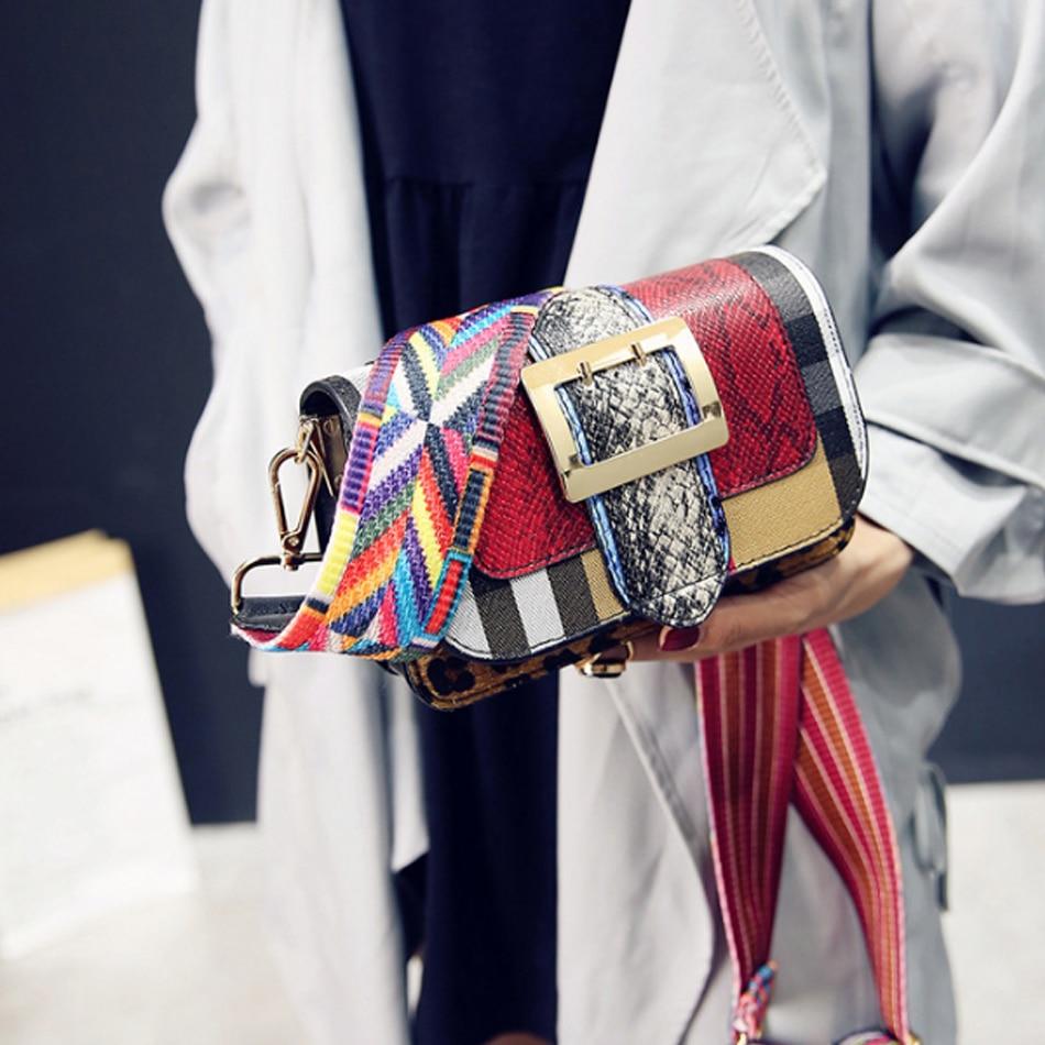 new arrival high quality shoulder bag for women messenger bags ladies retro PU leather handbag purse with crossbody bag 3