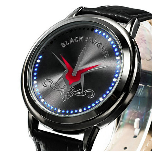code geass man watch 2015 new arrived anime water resistant led