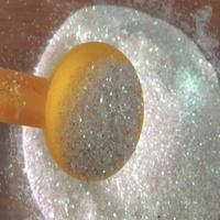Free Shipping 100g Colorful White Glitter Powder Sequin Powder For Makeup Nail Art Christmas Gifts Craft