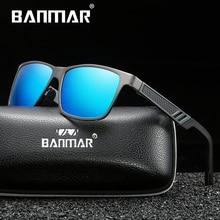 BANMAR Brand Sunglasses Men Polarized Fashion Classic Square Sun Glasses Fishing Driving Goggles Shades For Men/Women цена и фото
