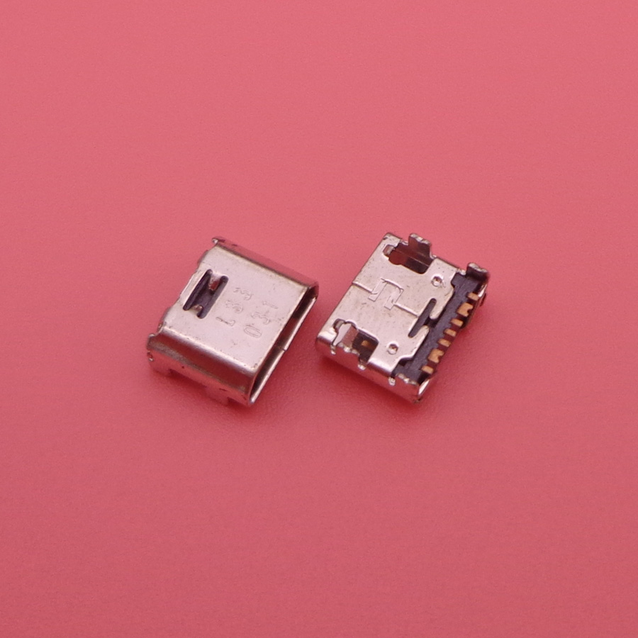 10pcs Micro USB Charging Port Connector Socek For Samsung Galaxy Tab E 8.0 T375 T377 T377P T377R T377V T378 T280 T285 T280 A7