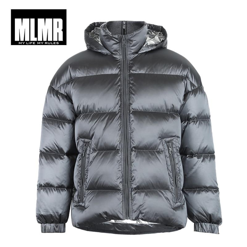 JackJones Winter Men's Hooded Down Jacket Parka Coat Outerwear Menswear 2019 New 218412554