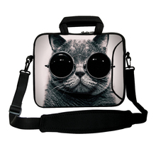 9,7, 10,1 12 13 Netbook hombro bolsa caso para Apple Samsung LapBook 15,6 14 «15» 17 «portátil maletín mensajero bolso