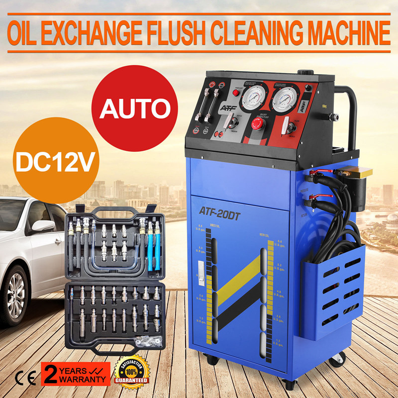 12V Auto Gearbox Flush Cleaning Machine Cleaner Transmission Fluid Oil Exchange12V Auto Gearbox Flush Cleaning Machine Cleaner Transmission Fluid Oil Exchange